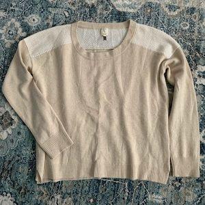 Oqi cashmere 100% cashmere sweater